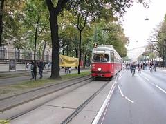 1966-1976 Type E1 Tram #4782 (busdude) Tags: vienna wien austria tram wiener e1 linien wienerlinen