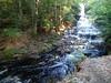 Waterfall (petrusko.rm) Tags: nature waterfall sweden olympus tg1 hunneberg