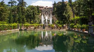 Villa d'Este (Unesco World Heritage)
