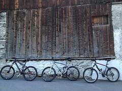 """Räder sind startklar für die heutige Etappe • <a style=""""font-size:0.8em;"""" href=""""http://www.flickr.com/photos/34302078@N02/9307185354/"""" target=""""_blank"""">View on Flickr</a>"""