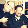 After a show photo with George Duke & Spur of the Moment. #capitaljazzcruise