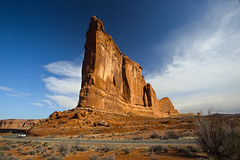 Courthouse Towers - Utah (Jackpicks) Tags: utah desert moab archesnationalpark rockformations courthousetowers