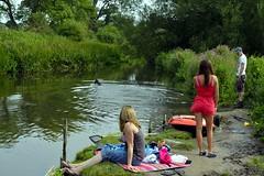 (geo_hill) Tags: picnic riverbank sarratt riverchess