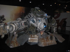 Titanfall 4 (dunce002917) Tags: one cosplay zombie gaming pax warmachine ironclad ps4 hordes privateerpress kickstarter plantsvszombies pax2013 xboxone