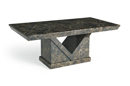 Mocha Marble Coffee Table
