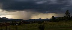 Lightning over Doney Park (ArneKaiser) Tags: arizona sky storm weather clouds landscape unitedstates cell flagstaff monsoon lightning sanfranciscopeaks doneypark autoimport daylightlightning nuvatukyaovi dookooosd wimunkwa