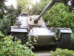 "M48 Patton (2) • <a style=""font-size:0.8em;"" href=""http://www.flickr.com/photos/81723459@N04/9666347944/"" target=""_blank"">View on Flickr</a>"