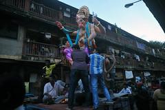 Ganapati Festival: Mumbai (E R) Tags: india bombay elephantgod maharashtra mumbai hindureligion marathi lordganesha indianart parel hindugod indianfestival indianculture ganapatifestival ganeshafestival ganeshfestival maharshtra festivalsofindia chawl lowerparel mumbaicity gajanan ganapatibappa ganesotsav elephantheadgod indianartist maharashtratourism mumbailife mumbaistreet ganpatibappa ganeshaidol mumbaistreetscene mumbaislum ganapatiidol cityofmumbai marathicelebration marathifestival mumbaiganapatifestival ganapatiidolmaking marathisettlements mumbaichal