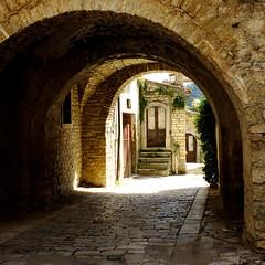 Archi a Bisaccia (AV) (G. Zicola) Tags: road summer italy stone strada italia estate arches fujifilm pietra archi avellino bisaccia irpinia xs1 zicola