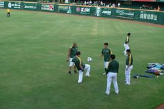 P1000662 (celeste_mer) Tags: 棒球 台南棒球場 2009年