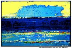 ABENDWOLKE ÜBER DER ELBE (CHRISTIAN DAMERIUS - KUNSTGALERIE HAMBURG) Tags: orange berlin rot silhouette modern strand deutschland see licht stillleben dock gesicht meer wasser foto fenster räume hamburg herbst felder wolken haus technik blumen porträt menschen container gelb stadt grün blau ufer hafen fluss landungsbrücken wald nordsee bäume ostsee schatten spiegelung schwarz elbe horizont bilder schiffe ausstellung 2012 schleswigholstein figuren frühling landschaften dunkelheit wellen häuser kräne rapsfelder fläche acrylbilder hamburgermichel realistisch 2013 nordart acrylmalerei expressionistisch acrylgemälde auftragsmalerei bilderwerk auftragsbilder kunstausschreibungen kunstwettbewerbe galerienhamburg cdamerius malereihamburg