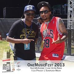 "At @onemusicfest with @its_dynamiteFM #omf2013 #onemusicfest #iamtheDJ #iLoveSunsplash #music #dj #live #urban #soul #reggae #agoodlook #atlanta • <a style=""font-size:0.8em;"" href=""http://www.flickr.com/photos/92212223@N07/9786065976/"" target=""_blank"">View on Flickr</a>"