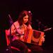 Espartenhas a la Trobada de las acordeonistas e percussionistas deus Pirenèus