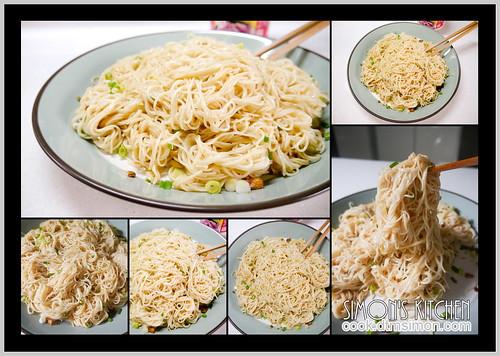 蔥油麵線11