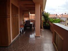 Grandioso atico en la Avd. Beniardá con terraza de 99 m2.