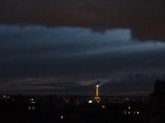 P1020299 - CIEL DE -P A R I S-  SKY (peguiparis - 4 million visits) Tags: paris view balcony eiffeltower toureiffel balcon vue parissky cieldeparis