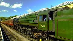 70013 Oliver Cromwell (John W. Davies) Tags: trains steam locomotive holt sheringham steamengine cromwell 260 steamtrains tankengine 062 steamlocomotive b12 lms n2 460 olivercromwell 4mt northnorfolkrailway steamengines riddles pocketrocket 1744 weybourne nnr 7mt 5mt mgn 5619 8572 black5 70013 steamgala standard5 goodtrain 76084 standard4 56xx 45337 lmsblack5 muddleandgonowhere standard7 lmsstanier n2062 mk1s stanier5 steamtraingala lmsstanier5mt45337 56xx062t5619 5mt460 standard4locomotivegroup 4mt260 4mttender riddlesstandards