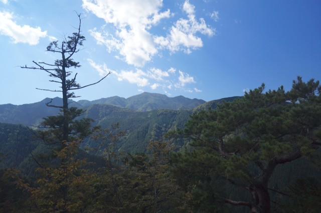 鋸山~大岳山~御岳山1