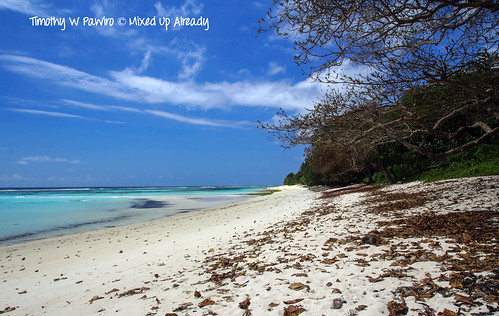 Indonesia - Sumba - Kodi - Karoso beach