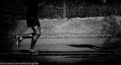 One, two, three, healthy man (Marco San Martin) Tags: two white man black sport one three calle healthy health trot footing trotar streey healthyman marcosanmartin