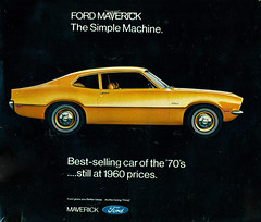 1970 Ford Maverick (coconv) Tags: pictures auto door old 2 two classic cars ford car sedan vintage magazine ads advertising cards photo flyer automobile post image photos antique postcard ad picture images advertisement vehicles photographs card photograph postcards vehicle 1970 autos collectible collectors brochure 70 coupe automobiles dealer maverick prestige
