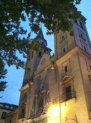 Basilica de Nuestra Señora de las Angustias (1664-1671)