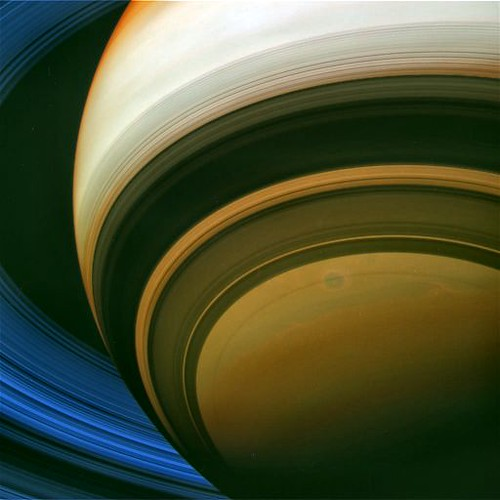 Brown-Bottomed Saturn