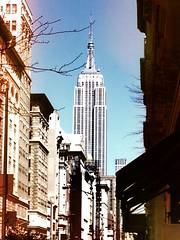 New York City Photo Impressions | Empire State Building (Vitus Feldmann) Tags: newyorkcity photos empirestatebuilding impressions uploaded:by=flickrmobile flickriosapp:filter=nofilter