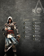 Assassin's Creed: Black Flag - DLC (donbull's trophy guides) Tags: game trophy guide trophies ubisoft blackflag ps3 achievements assassinscreed