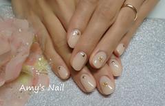 Amy's Nail 美甲工作室 (aK990123) Tags: nail nailart 台中市 美甲 南屯區 光療 基礎保養 光療指甲 nailgel 光療凝膠 手足保養