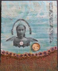 Concetta's Reliquary (Jakkila) Tags: mixedmedia encaustic reliquaries