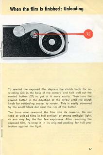 Kodak Retina IIIc - How to use it -  Page 17