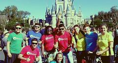 Equipe Blueberry em Orlando