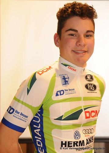 Ploegvoorstelling DCM Cycling Team (49)