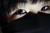 Decadence 3 (MitikaFe) Tags: black asian lights eyes asia sofia mascara blackeyes chinesegirl almondeyes