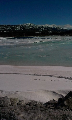 Yukon River melt