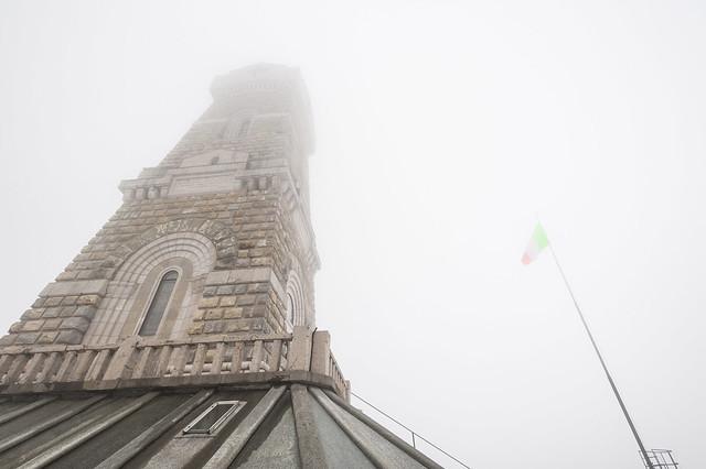 Zona monumentale delle Valli del Pasubio - Torre Ossario