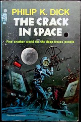 Ace F-377 Paperback Original (1966).  Cover Art by Jerome Podwil