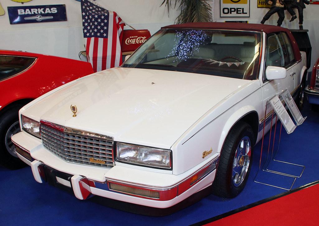 daa293242027e8 ... exterior interior cadillac eldorado gucci 1983 · Eldorado Biarritz  (Schwanzus Longus) Tags  norden nordsee german germany old classic vintage  car ...