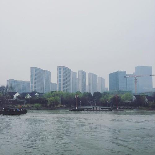 #微風細雨#,誰說春雨貴如油的? 原來我過敏#長島冰茶# #杭州 #Hangzhou