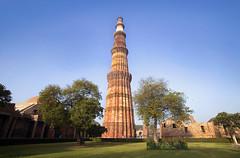 Qutub Minar (Suanlian Tangpua) Tags: qutub minar delhi india