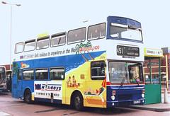 2976 (PB) E976 VUK (WMT2944) Tags: 2976 e976 vuk mcw metrobus mk2a westn midlands travel wmpte