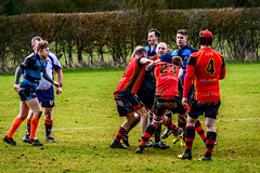 Witney 3's vs Swindon College-1198