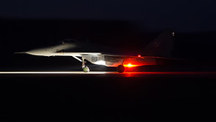 MiG-29 | Polish Air Force (f1_mirage) Tags: mig29 mikoyan gurevich polish air force 89 epmm mińsk mazowiecki fulcrum smoker aircraft airplane aviation night take off lights