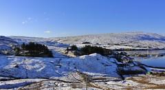 Voe _MG_7721 (Ronnierob) Tags: snow voe shetlandisles