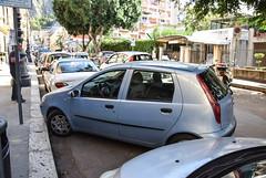 Parallel Parking, Cefalu, Sicily (meg21210) Tags: parallelparking cefalu sicily italy street parking automobile car vehicle streetscene