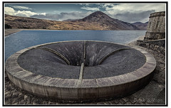 Plug Hole of The Valley (D.K.o.w) Tags: silentvalley countydown reservoir mournemountains northernirelandlandscape water dam scenic canon7dmkii sigma1020 plughole