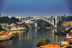 Porto (noe.giovanni) Tags: portogallo portugal porto douro fiume river water panorama landscape città city