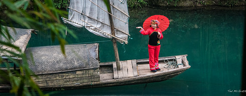 2016 - China - Yangtze River - Tribe of the Three Gorges - 8 of 23