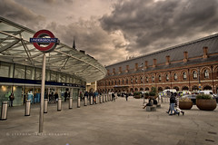 Kings Cross and St Pancras (fourbites15) Tags: kingscross london stpancras